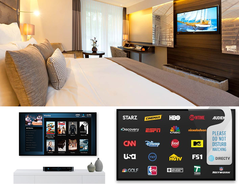 DIRECTV for Hotels