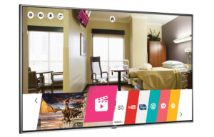 LG Hospital TV Display 43UV770M