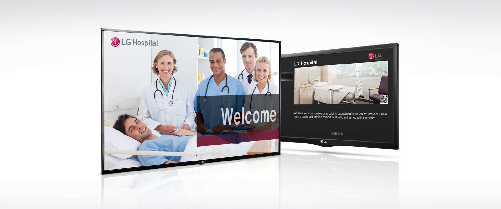 LG TV Commercial Healthcare Equipment Hospital TV