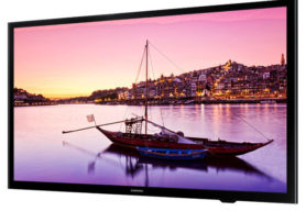 Samsung Hospital TV Display HG43NE593SFXZA