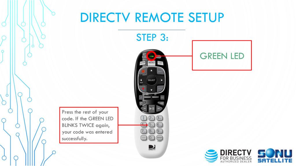 DIRECTV Remote Codes | DIRECTV for Business | 877-999-7668