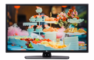 LG 40 inch Pro Centric Hospitality TV