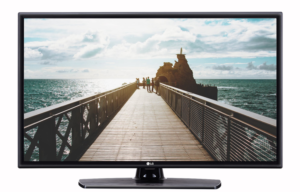 LG 49 inch Pro Centric Hospitality TV