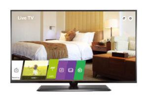 LG 55 inch Hospitality Smart TV Pro Centric