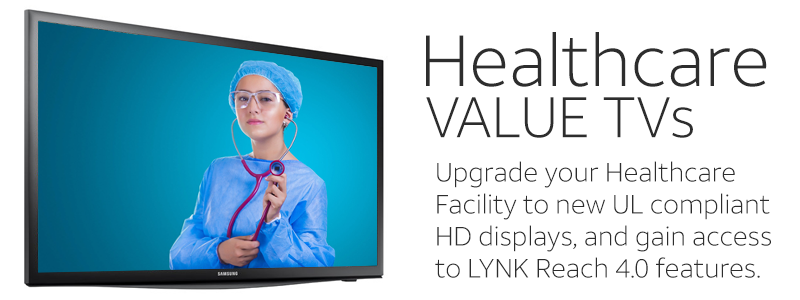 Samsung-Hospital-TVs-Value-Models