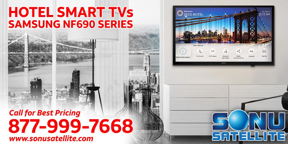 SMART Hotel TVs   SAMSUNG NF690 Series   877-999-7668