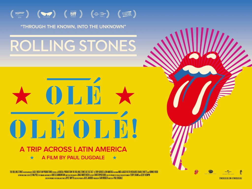 Rolling Stones Ole Ole Ole DIRECTV 4K