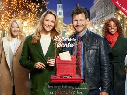 DIRECTV Hallmark Channel Christmas In Evergreen Letters to Santa