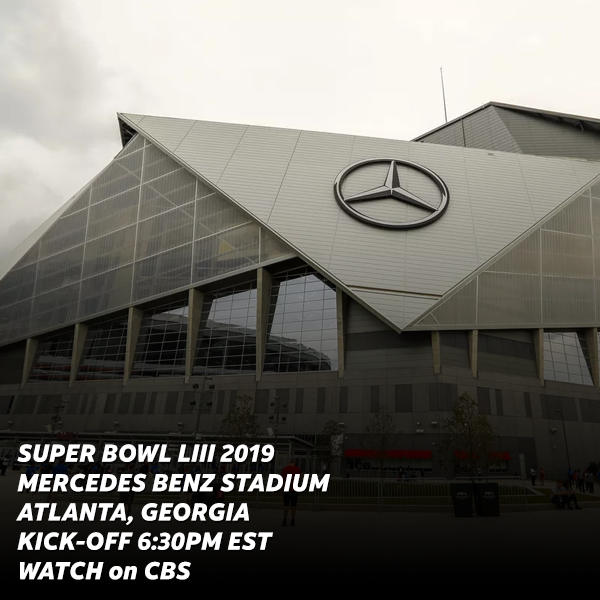 Super Bowl 2019 | TV Broadcast Info | Sonu Satellite DIRECTV