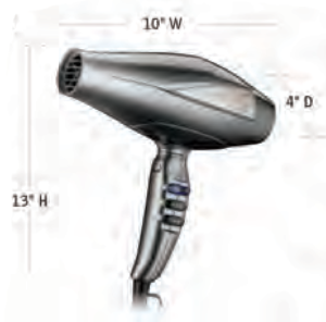 CONAIR-Hospitality-3QHW-Hair-Dryer-Hotel-Supply