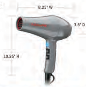 CONAIR-Hospitality-BHOSPGY6689-Hair-Dryer-Hotel-Supply