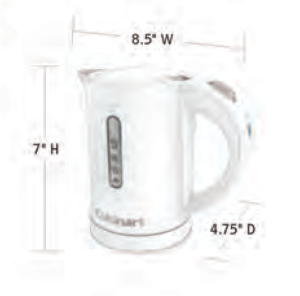 CUISINART-Hospitality-CK-5WWH-Kettle-Hotel-Supply