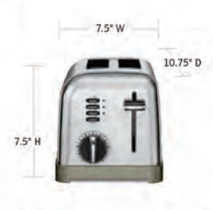 CUISINART-Hospitality-CPT-160WH-Toaster-Hotel-Supply