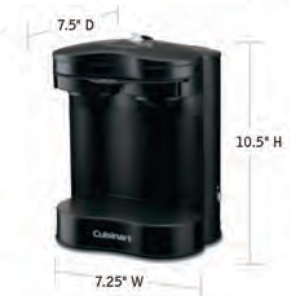CUISINART-Hospitality-WCM11-Coffee-Maker-Hotel-Supply