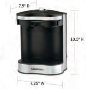CUISINART-Hospitality-WCM11S-Coffee-Maker-Hotel-Supply