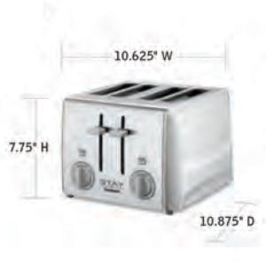 CUISINART-Hospitality-WST480-Toaster-Hotel-Supply