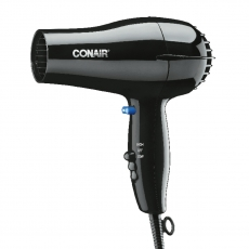 Conair Hotel Hair Dryer 1600 Watt Black 047BW