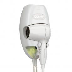 Conair Hotel Hair Dryer 1600 Watt Wall Mount Direct Wire 136W