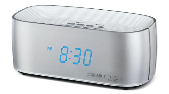 Conair Hotel Alarm Clock Radio WCL70S