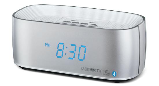 Conair Hotel Alarm Clock Radio WCL75S