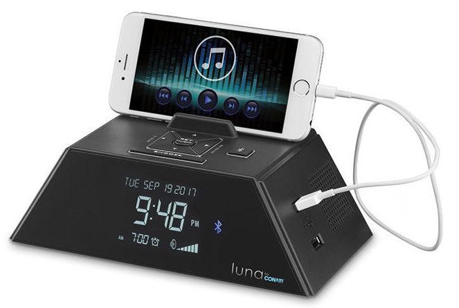 Conair Hotel Alarm Clock Radio WCR450