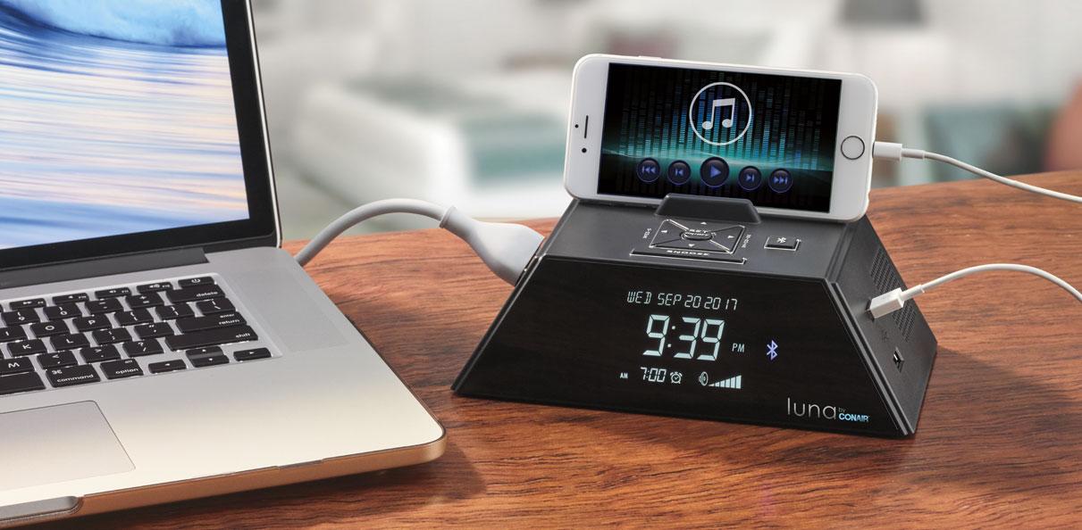 Hotel Alarm Clock Radios Conair Hospitality Luna