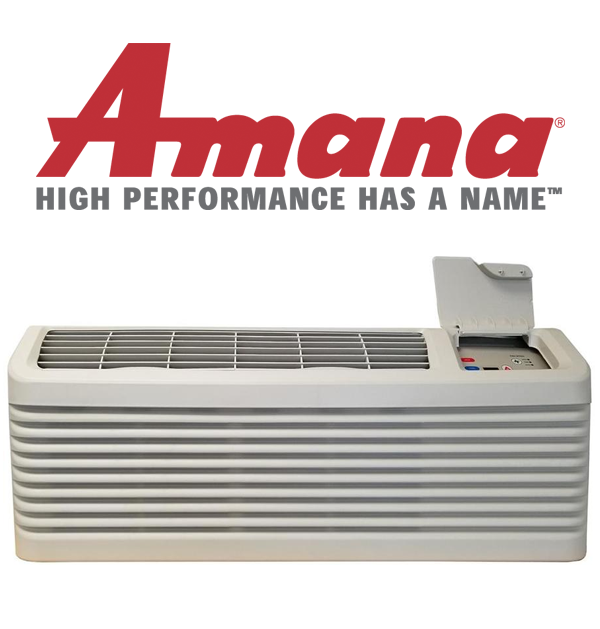 Amana PTAC Units | Commercial Heating & Cooling | 877-999-7668