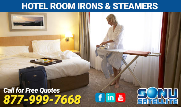 Hotel Travel Irons and Travel Steamers from CONAIR Hospitality.