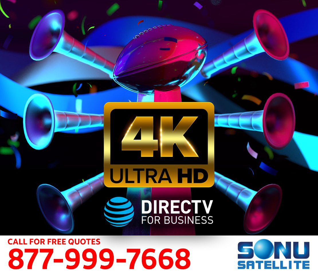 Super Bowl 2020 4K UHD on DIRECTV