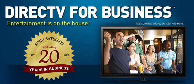 DIRECTV TV for Business