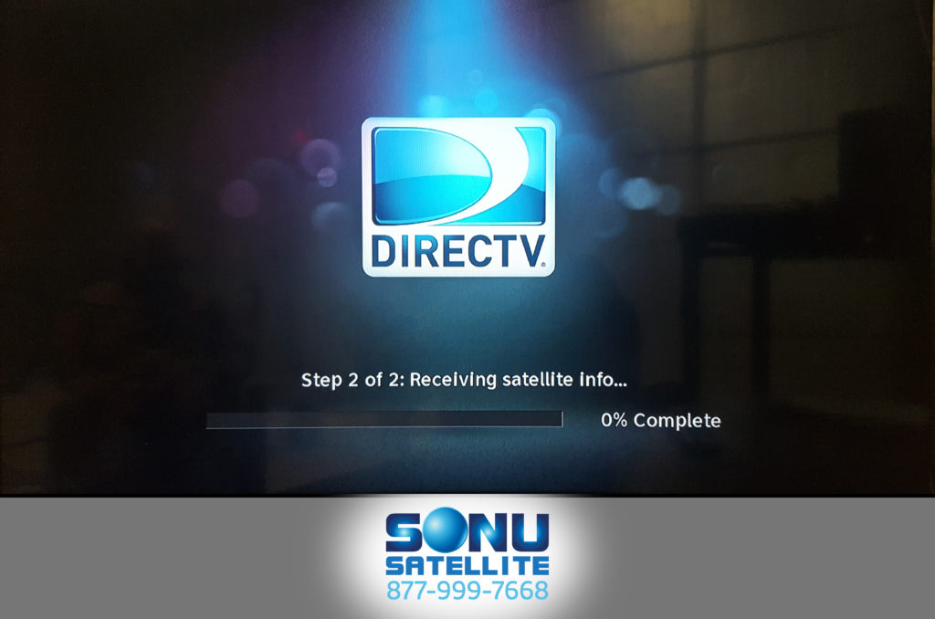 DIRECTV Hospitality H25 Receiver Setup Guide